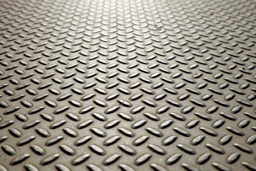 Toughness「Metal Diamond Plate flooring」:スマホ壁紙(2)