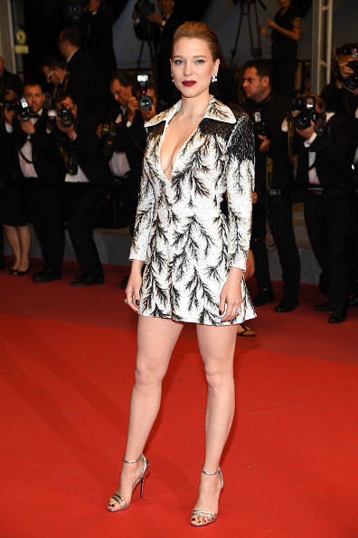 "Cannes International Film Festival「""Cold War (Zimna Wojna)"" Red Carpet Arrivals - The 71st Annual Cannes Film Festival」:写真・画像(7)[壁紙.com]"