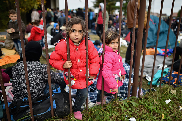Refugee「Migrants Cross Into Slovenia」:写真・画像(6)[壁紙.com]
