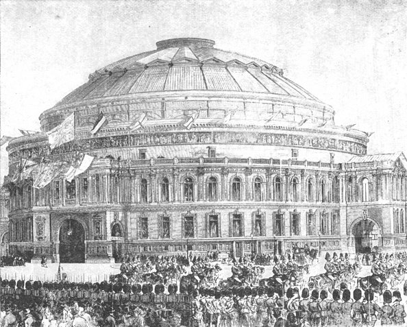 Central Press「The Royal Albert Hall」:写真・画像(9)[壁紙.com]