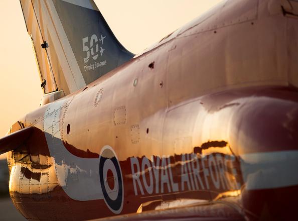 Republic Of Cyprus「The Red Arrows RAF Display Team Conduct Training Exercises Ahead Of Their Season」:写真・画像(13)[壁紙.com]
