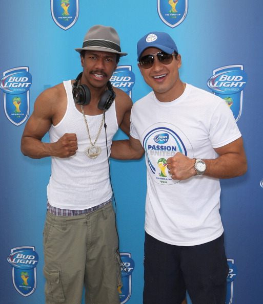 Mario Lopez「Bud Light And Budweiser Vegas World Cup Viewing Party - Day 2」:写真・画像(8)[壁紙.com]
