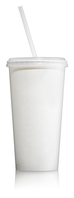 Fast Food「Disposable Soft Drink Cup with lid」:スマホ壁紙(4)