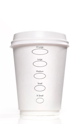 Anticipation「Disposable cup with portion size options」:スマホ壁紙(6)