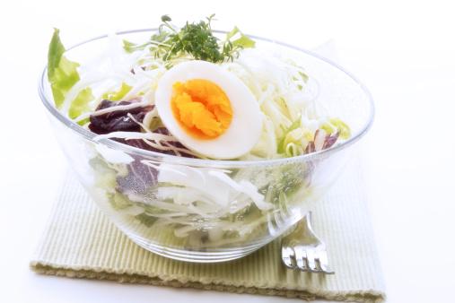 Salad Bowl「Mixed salad with egg」:スマホ壁紙(15)