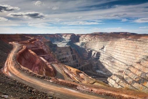 Australia「Super Pit Gold Mine in Australia」:スマホ壁紙(9)
