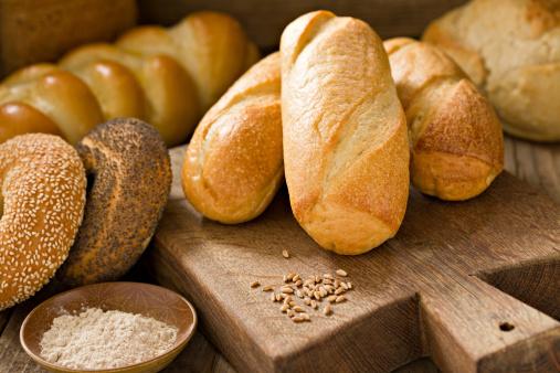 Loaf of Bread「Assortment Of Breads」:スマホ壁紙(9)