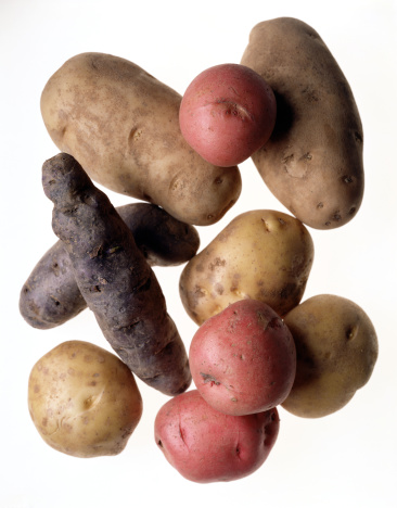 Red Potato「Assortment of potatoes」:スマホ壁紙(14)