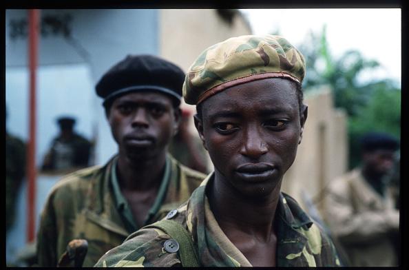 Beret「Civil War In Rwanda」:写真・画像(3)[壁紙.com]