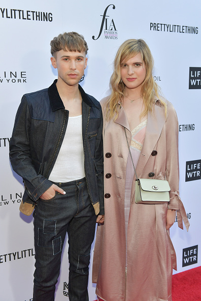 Side Swept Bangs「The Daily Front Row Hosts 4th Annual Fashion Los Angeles Awards - Red Carpet」:写真・画像(2)[壁紙.com]