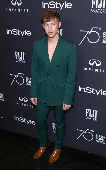 お祝い「FIJI Water at the Hollywood Foreign Press Association and InStyle's Celebration of the 2018 Golden Globe Awards Season and Unveiling of the Golden Globe Ambassador」:写真・画像(16)[壁紙.com]