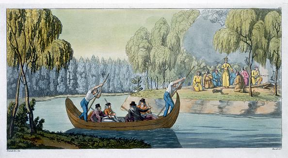 Pacific Ocean「Deception Of Captain Wallis By Queen Obere」:写真・画像(5)[壁紙.com]
