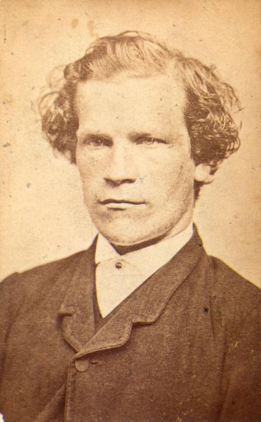 Formal Portrait「Franz Muller」:写真・画像(8)[壁紙.com]