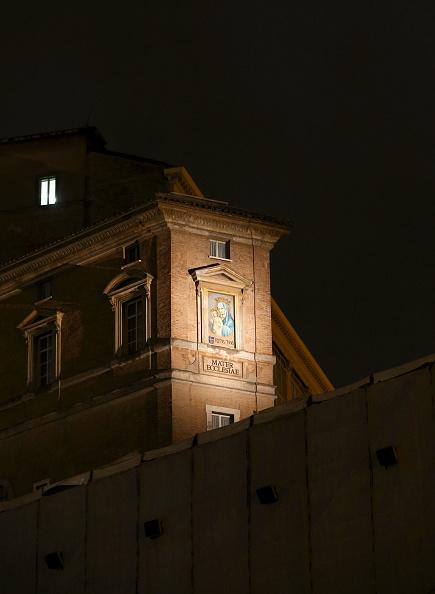 Mosaic「The Vatican Prepares For The Retirement Of Pope Benedict XVI's Retirement」:写真・画像(8)[壁紙.com]