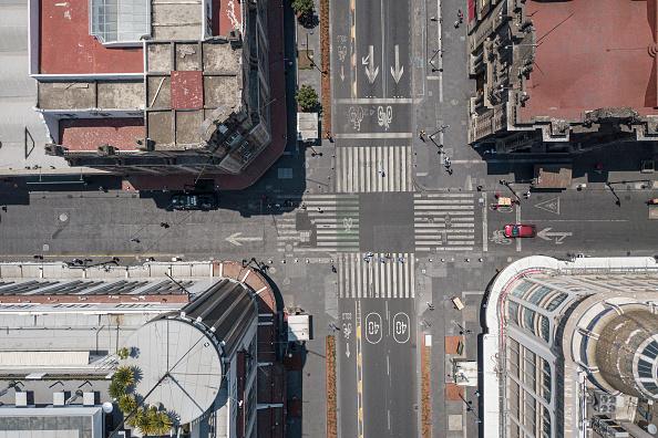 Mexico City「Aerial Views of Mexico City Under Health Emergency Until End of April」:写真・画像(19)[壁紙.com]