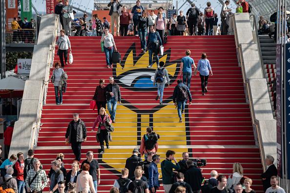 訪問「2019 Leipzig Book Fair」:写真・画像(13)[壁紙.com]