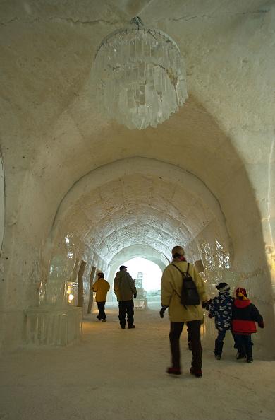 Ice Sculpture「Ice Hotel Quebec-Canada」:写真・画像(18)[壁紙.com]