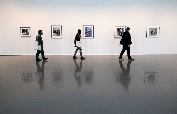 Grand Canal - Venice「Irving Penn Opening Exhibition At Palazzo Grassi」:写真・画像(9)[壁紙.com]