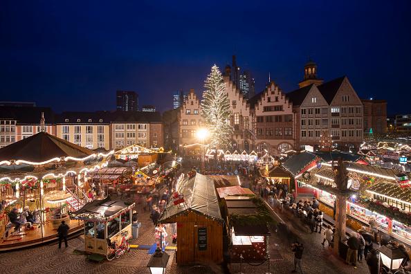 Frankfurt - Main「Frankfurt Christmas Market At Rmerberg」:写真・画像(14)[壁紙.com]