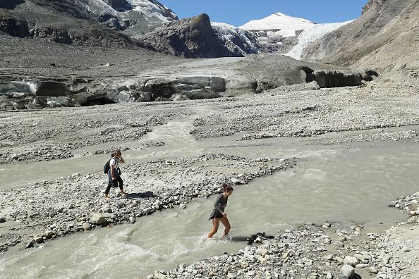 Greenhouse Gas「Europe's Melting Glaciers: Pasterze」:写真・画像(8)[壁紙.com]