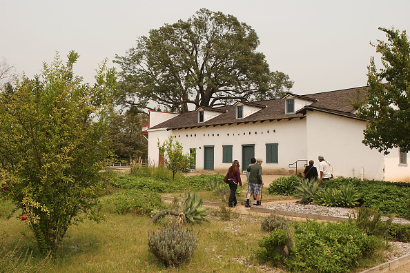 Balance「L.A.'s Pio Pico State Historic Park On List To Be Possibly Shuttered」:写真・画像(12)[壁紙.com]