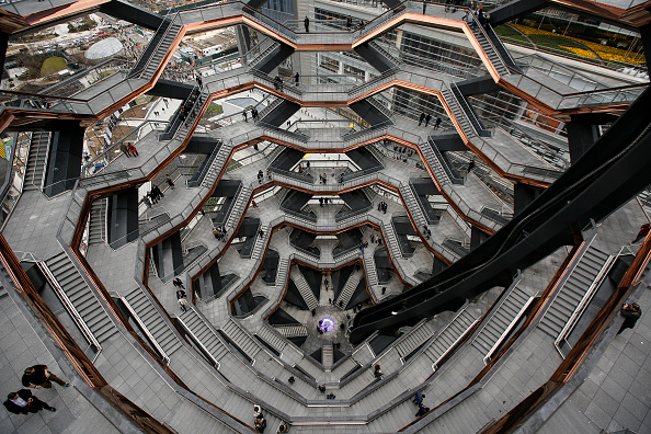 Bestpix「New Hudson Yards Neighborhood Officially Opens In Manhattan」:写真・画像(18)[壁紙.com]