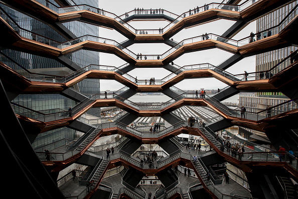 Architecture「New Hudson Yards Neighborhood Officially Opens In Manhattan」:写真・画像(3)[壁紙.com]