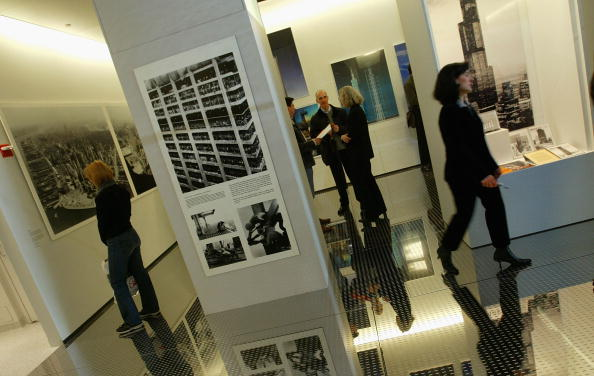 Skyscraper「Skyscraper Museum Opens In New York」:写真・画像(8)[壁紙.com]