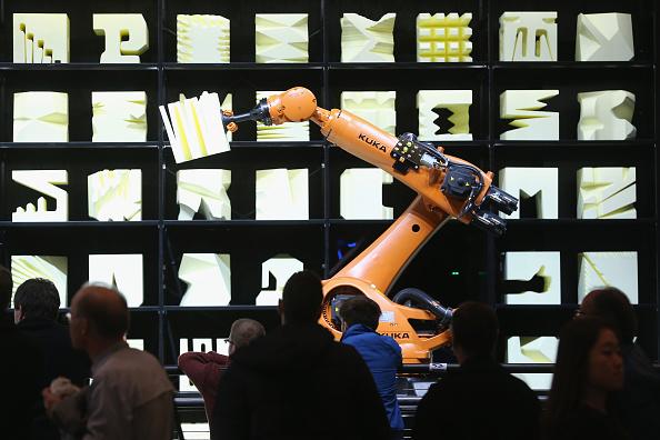 Economy「CeBIT 2015 Technology Trade Fair」:写真・画像(13)[壁紙.com]