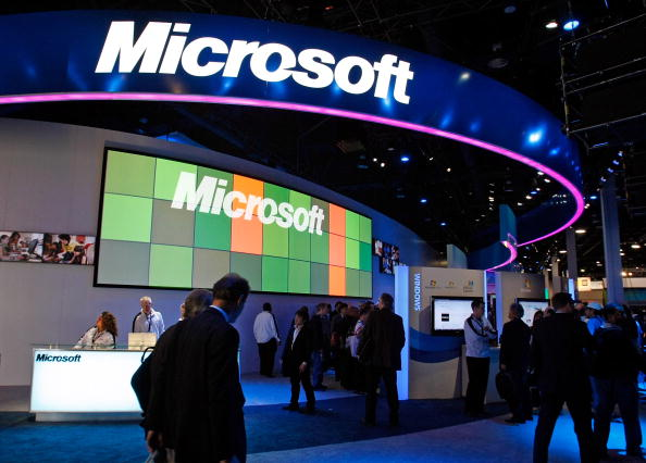 Microsoft「The International Consumer Electronics Show Highlights Latest Gadgets」:写真・画像(0)[壁紙.com]