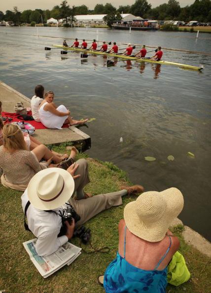 ヘンリーロイヤルレガッタ「Henley Royal Regatta - A Highlight Of The English Social Season」:写真・画像(0)[壁紙.com]