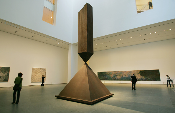 New York City Museum Of Modern Art「Revamped Museum Of Modern Art Set To Open」:写真・画像(2)[壁紙.com]