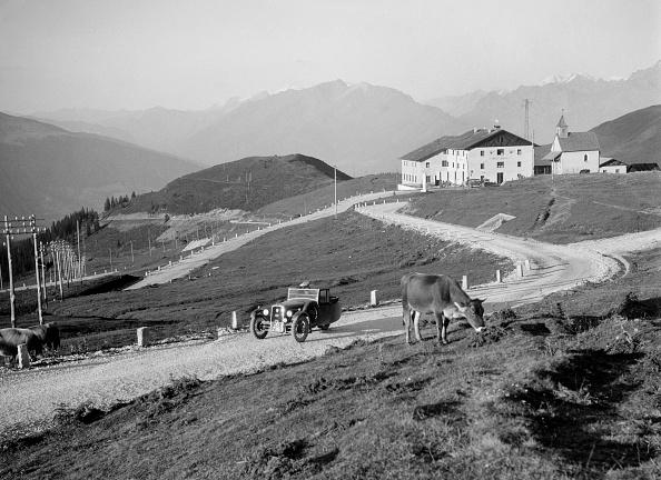 Alto Adige - Italy「BSA 3-wheeler competing in the International Six Days Trial, Italian Tyrol, early 1930s」:写真・画像(11)[壁紙.com]