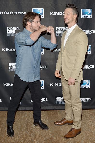 "Leather Shoe「DIRECTV Presents Season 2 Of ""KINGDOM"" At The 2015 TCA Summer Press Tour」:写真・画像(17)[壁紙.com]"