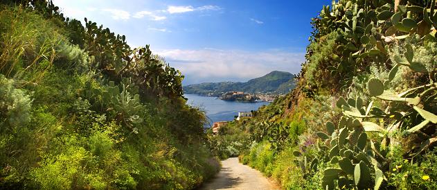 Aeolian Islands「Italy, Sicily, Eolian Archipelago, Lipari」:スマホ壁紙(9)