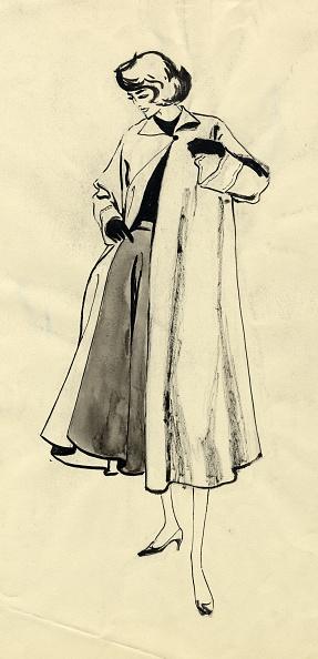 Stiletto「Woman In Coat And Full Skirt」:写真・画像(9)[壁紙.com]