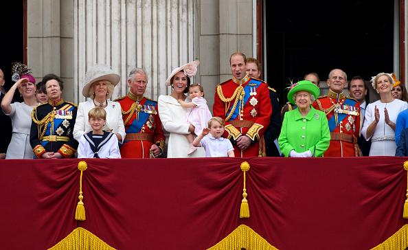 Royalty「Trooping The Colour 2016」:写真・画像(1)[壁紙.com]