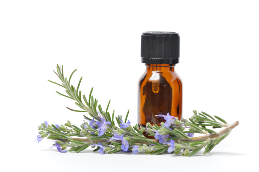 Alternative Therapy「Essential Oil with Sprigs of Fresh Rosemary」:スマホ壁紙(17)