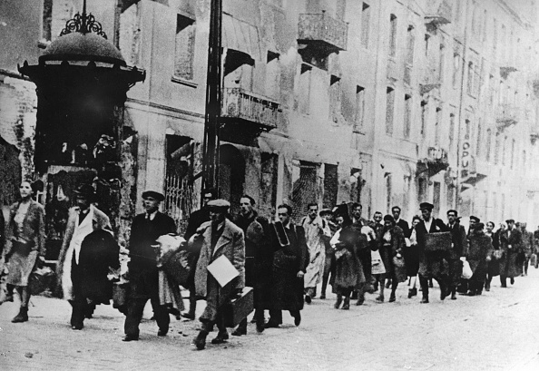 Rebellion「The Ghetto Of Warsaw Before The Uprising. Poland. Photograph. 1943.」:写真・画像(11)[壁紙.com]