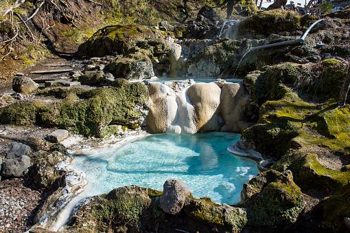 Hokkaido「Hokkaido, Shiretoko National Park, Iwaobetsu Onsen, hot water pools」:スマホ壁紙(19)