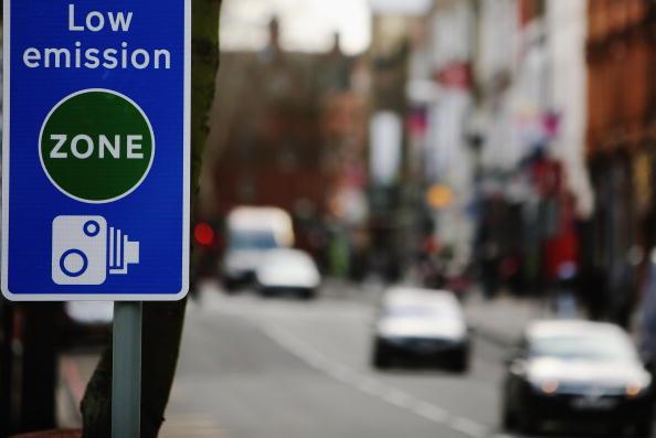 Low「London Imposes Emission Charging」:写真・画像(2)[壁紙.com]