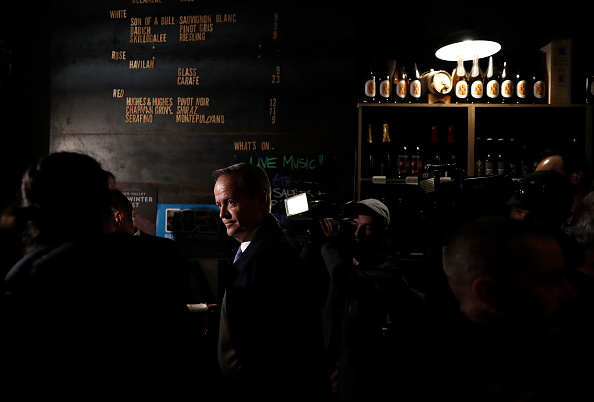 Bill Shorten「Bill Shorten Campaigns In Tasmania A Week Out From Election」:写真・画像(13)[壁紙.com]