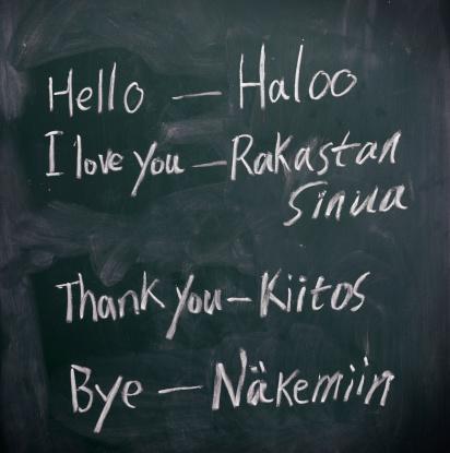 Chalk - Art Equipment「Learning Finnish」:スマホ壁紙(3)