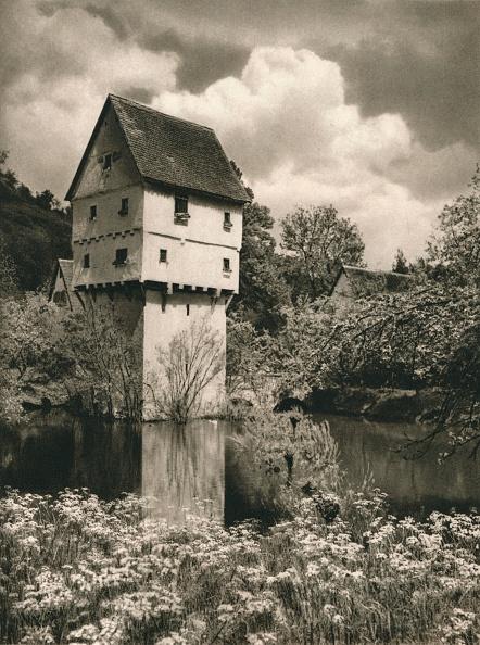 Idyllic「Rothenburg o. d. T. - Topplerschlosschen, 1931」:写真・画像(18)[壁紙.com]