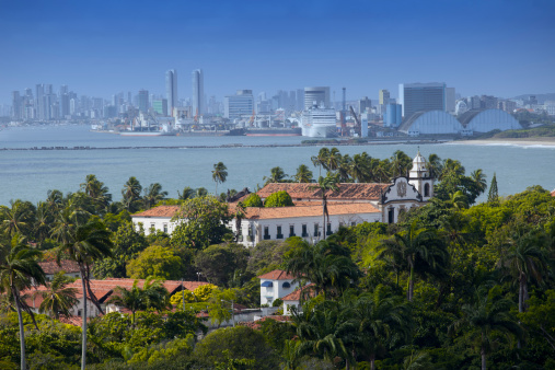 Baroque Style「Olinda and Recife」:スマホ壁紙(13)