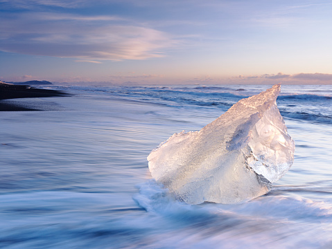 Pointing「Iceberg in the Surf」:スマホ壁紙(6)