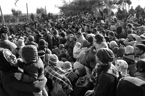 Tom Stoddart Archive「Refugees In Serbia」:写真・画像(5)[壁紙.com]