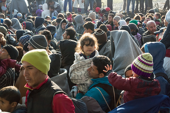 2015-2016 European Migrant Crisis「Refugees In Serbia」:写真・画像(19)[壁紙.com]