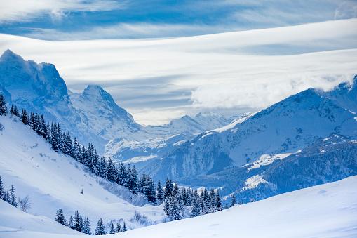 Steep「swiss alps mountain range」:スマホ壁紙(11)