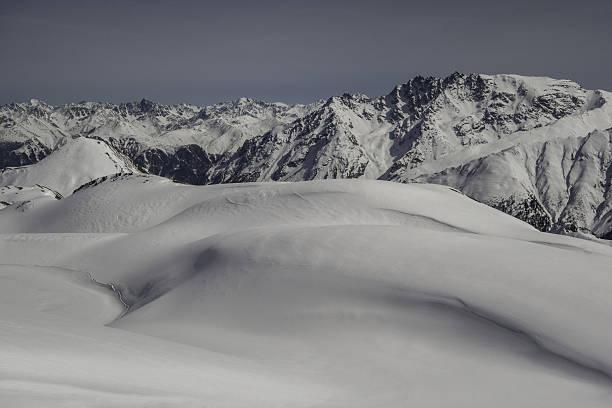 Swiss Alps in winter:スマホ壁紙(壁紙.com)